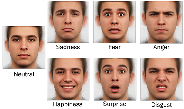 Micro-Expressions of Emotions